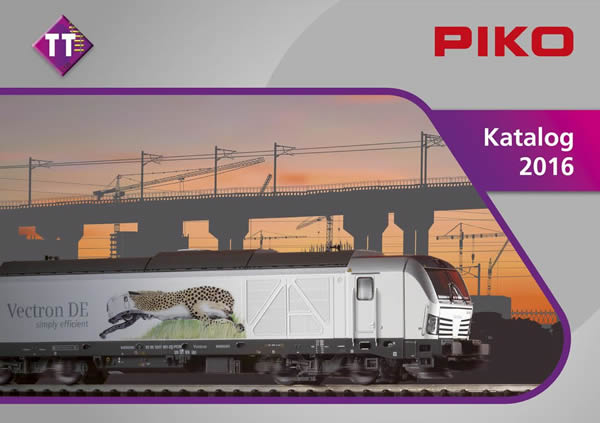 Piko 99416 - TT Scale Catalog 2016