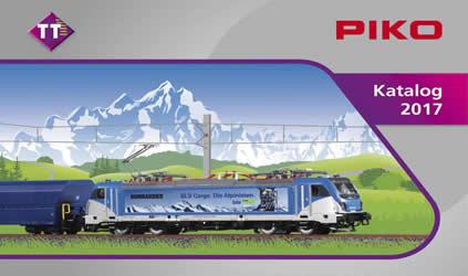 Piko 99417 - 2017 TT Scale Catalog