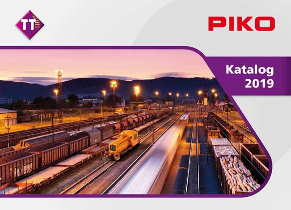 Piko 99419 - TT Catalog 2019