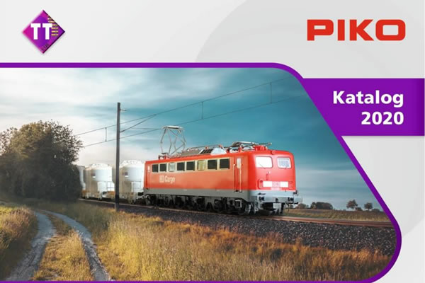 Piko 99420 - TT Catalog 2020