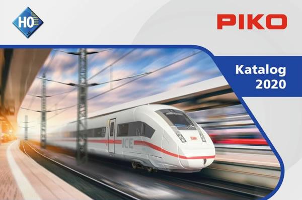 Piko 99500 - H0 Catalog 2020