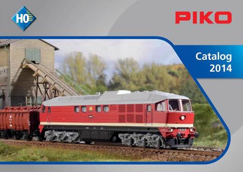 Piko 99504 - 2014 H0 Scale Catalog