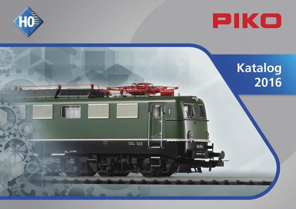 Piko 99506 - 2016 HO Catalog