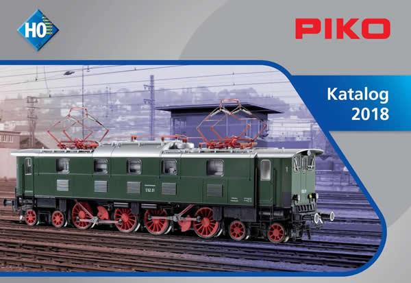 Piko 99508 - 2018 HO Catalog