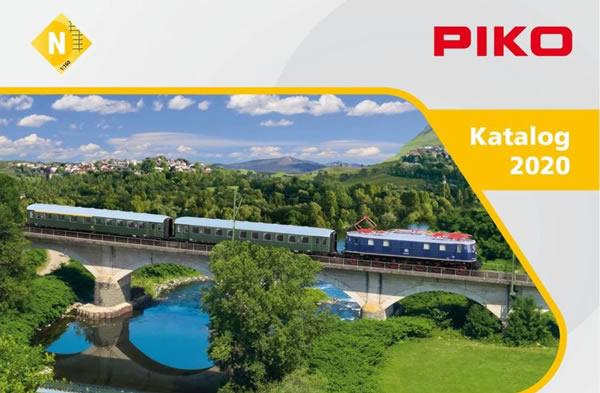 Piko 99690 - N Catalog 2020