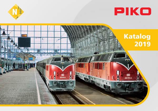Piko 99699 - N Catalog 2019