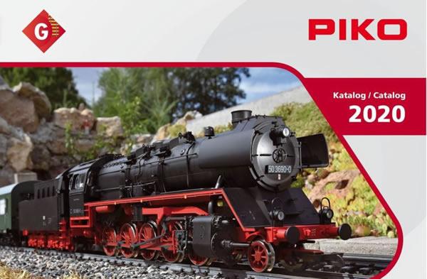 Piko 99700 - PIKO G Catalog 2020
