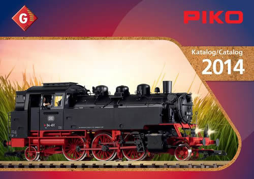 Piko 99704 - 2014 G Scale Catalog