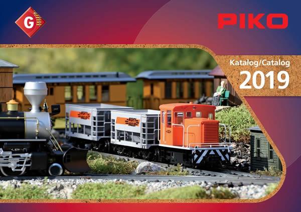 Piko 99709 - G Catalog 2019
