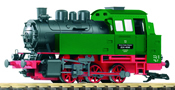 Industrial Loco BR80, Green/Red