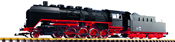 German Steam Locomotive BR 050 or the DRG (Sound)