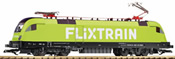 German Electric Locomotive Taurus Flixtrain
