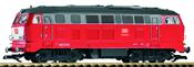 DB IV BR218 Diesel Orient Red
