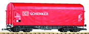 DB Schenker VI Shimmns Tarp Car