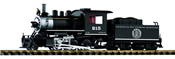 USA Mini Mogul Steam Locomotive of the D&RGW