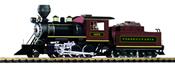 USA Steam Locomotive Mogul #889 of the PRR