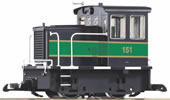 US Diesel Locomotive GE - 25Ton Thumper (Sound)
