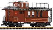 USA Caboose of the PRR