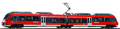 TT Talent 2 BR 442 2-Unit Train Cottbus DB VI