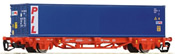 Container wagon Lgs579