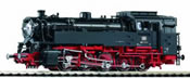 German Steam locomotive BR 82 of the DB