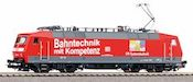 German Electric Locomotive BR 120 of the DB AG