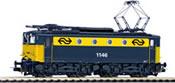 Dutch Electric Locomotive Rh1100 of the NS (Sound)