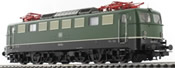 German Electric Locomotive BR 150 of the DB - green