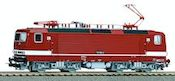 German Electric Locomotive BR 243 of the DR (Sound)