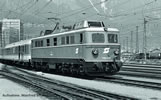 Austrian Electric Locomotive Rh 1010 of the OBB (Sound)