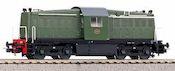 Dutch Diesel Locomotive Rh 2000 of the NS