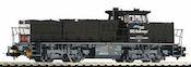 USA Diesel Locomotive BR 65-DE-19-A of the USATC (Sound)