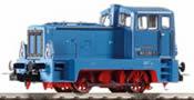 German Diesel Locomotive BR V 23 of the DR