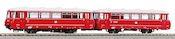 German Diesel Railcar Class 71 of the DR (Sound) AC