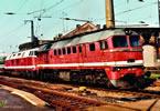 German Diesel Locomotive Class 220 of the DR  (Sound) AC