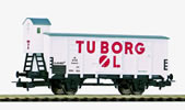 Danish DSB Tuborg Box Car
