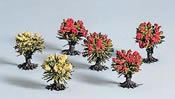 Flowering Bushes 6 Pcs