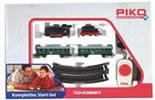 Steam Passenger Starter Set 120V