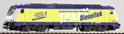 Traxx Diesel Bombardier V