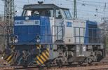Diesel locomotive G 1206 RBH