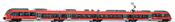 Talent 2 BR 442 Mosel DB VI 4-Unit Train