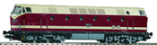 BR 119 Diesel DR IV Upper Lite, Black Chassis