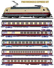 Tee Rheingold Express Set