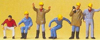 Preiser 10037 - Crane personnel        6/