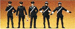Preiser 10175 - Motorcycle police      5/