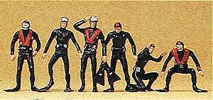 Preiser 10249 - Divers                 6/