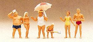 Preiser 10283 - Family at beach        6/