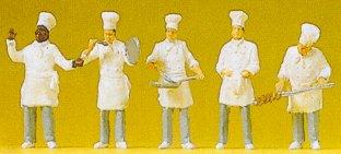 Preiser 10329 - Cooks