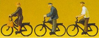 Preiser 10333 - Cyclists