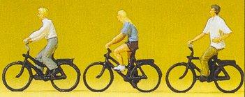 Preiser 10336 - Cyclists